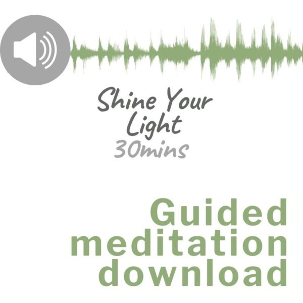Audio download image for Shine Your Lights