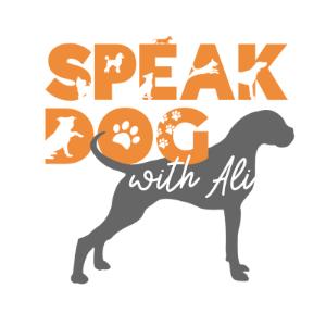 Speak Dog with Ali logo