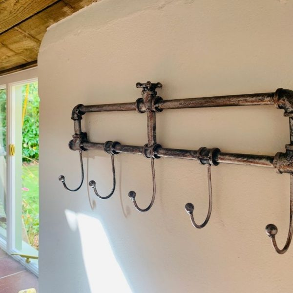 Picture of some coat hooks